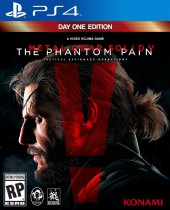 Прокат аренда Metal Gear Solid V: The Phantom Pain