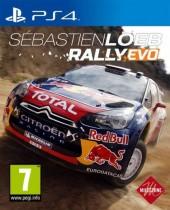 Прокат аренда Sébastien Loeb Rally EVO