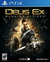 Прокат аренда Deus Ex: Mankind Divided