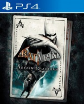 Прокат аренда Batman: Return to Arkham