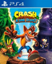 Прокат аренда Crash Bandicoot N. Sane Trilogy
