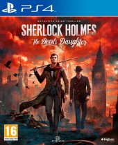 Прокат аренда Sherlock Holmes : The Devil's Daughter