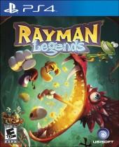 Прокат аренда Rayman Legends