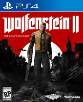 Прокат аренда Wolfenstein II: The New Colossus (Deluxe Edition)