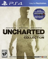 Прокат аренда Uncharted: Натан Дрейк. Kоллекция