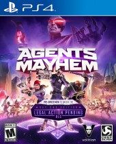 Прокат аренда Agents Of Mayhem