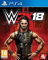 Прокат аренда WWE 2K18