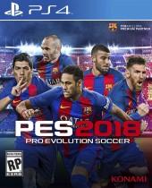 Прокат аренда Pro Evolution Soccer 2018 / PES 18