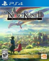 Прокат аренда Ni no Kuni II: Revenant Kingdom