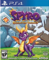 Прокат аренда Spyro: Reignited Trilogy