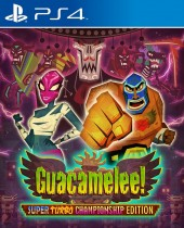 Прокат аренда Guacamelee! Super Turbo Championship Edition