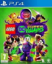 Прокат аренда LEGO DC Super Villains
