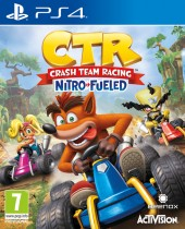 Прокат аренда Crash Team Racing: Nitro-Fueled