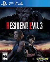 Прокат аренда Resident Evil 3 Remake