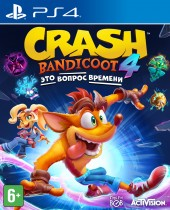 Прокат аренда Crash Bandicoot 4: It's About Time