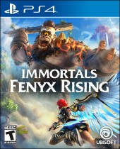 Продажа Immortals Fenyx Rising