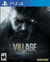 Прокат аренда Resident Evil 8/Village