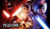 Lego Star Wars: The Force awakens video