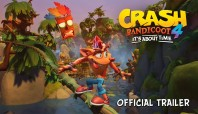 Crash Bandicoot 4: It's About Time video